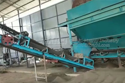 Malaysia NPK Fertilizer Production Line Installation Site