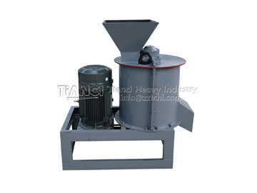 Half-wet Material Crusher Machine