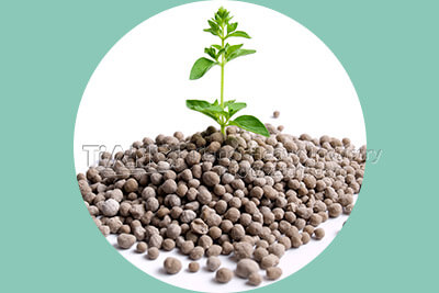 organic compound fertilizer granulating